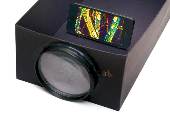 Proyector smartphone 2