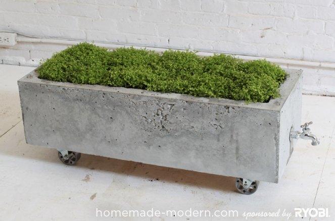 Jardinera hormigon 1